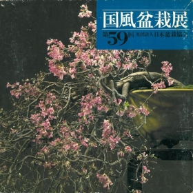 Catalogo Kokufu Bonsai Exhibition 59 - 1985