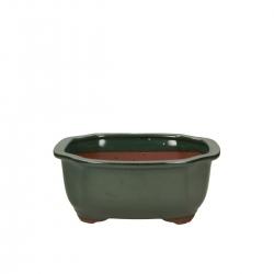 Pot 20 cm cloud green