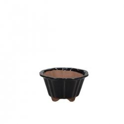 Vaso 13 cm tondo