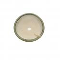 Pot 13 cm round green - Shuiming