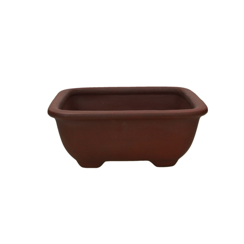 Vaso 24.5 cm quadrato grès - Shuiming