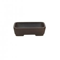 Pot 13.5 cm rectangular grès - Shuiming