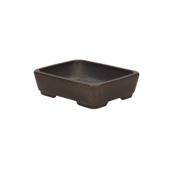 Vaso 13.5 cm rettangolare grès - Shuiming
