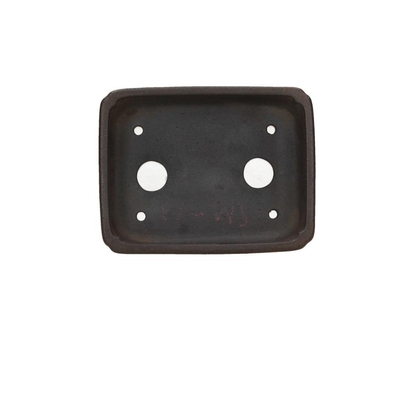 Pot 13.5 cm rectangulaire grès - Shuiming