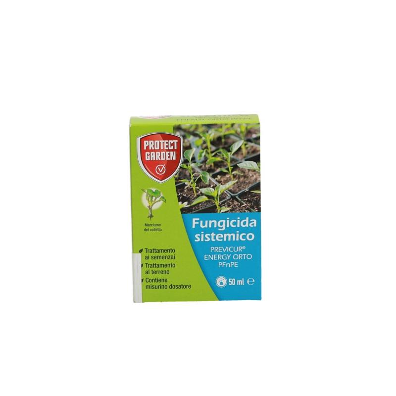 Fungicida sistemico Previcur Energy 50 ml