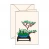 Carte de voeux Ikebana 2