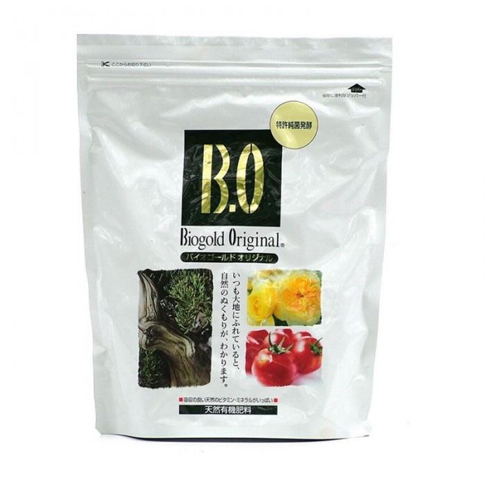 Concime solido organico Biogold - 5 kg