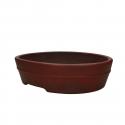 Pot 40 cm oval grès - Shuiming