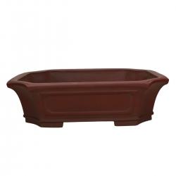 Pot 39.5 cm unglazed grès - Shuiming