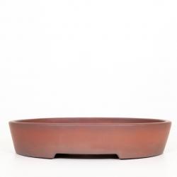 Vaso 45,5 cm ovale grès - Shuiming