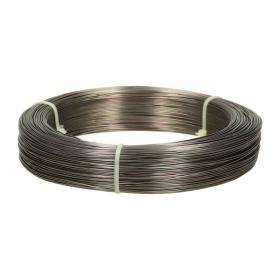 Filo di alluminio ramato Ø 1 mm - 500 g