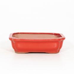 Vaso 27 cm nuvola rosso