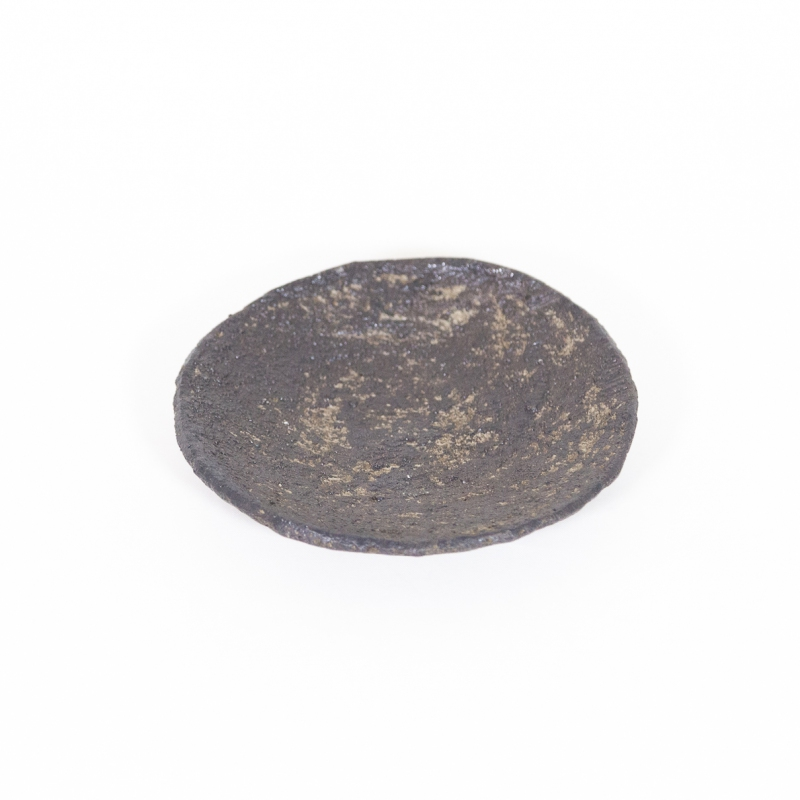 Niijima stone pot 10,5 cm round