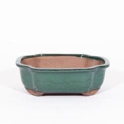 Pot 26 cm cloud green