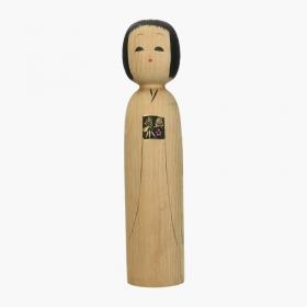 Kokeshi 1 in legno