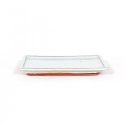 Soucoupe 18,5 cm rectangulaire