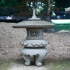 Lanterna in pietra Yukimi - H 30 cm