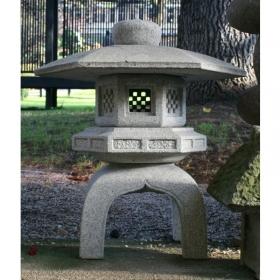 Lanterna in pietra Yukimi - H 60 cm