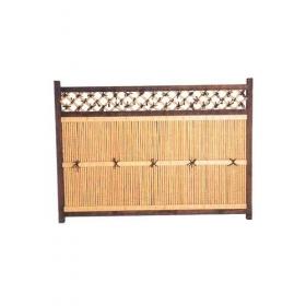 Pannello in bambù 165 cm - H 120 cm