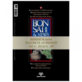 Raccolta BONSAI & news - dal n°  81 al n° 90