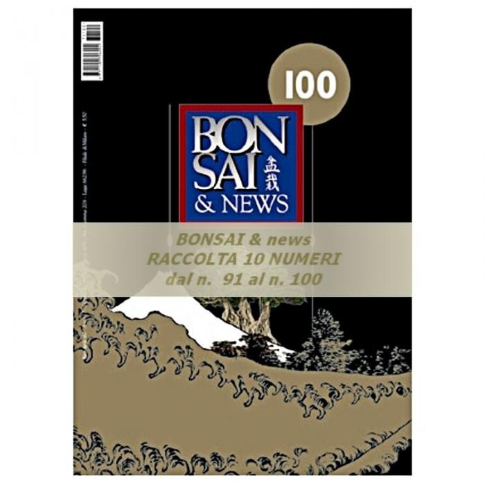 Raccolta BONSAI & news - dal n°  91 al n° 100
