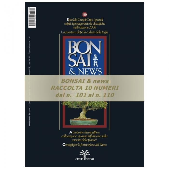 Raccolta BONSAI & news - dal n° 101 al n° 110