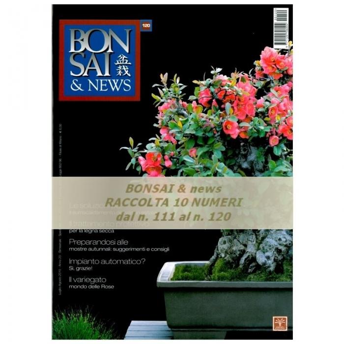 Raccolta BONSAI & news - dal n° 111 al n° 120