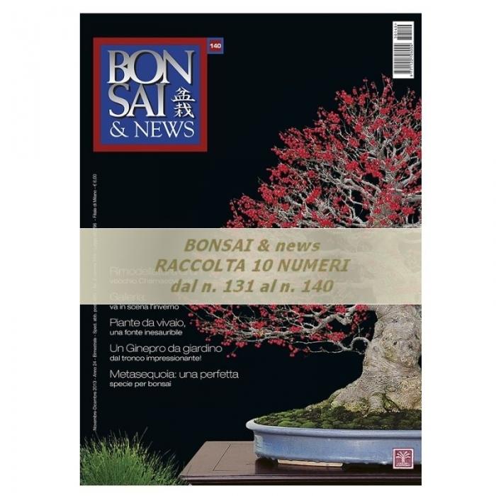 Raccolta BONSAI & news - dal n° 131 al n° 140