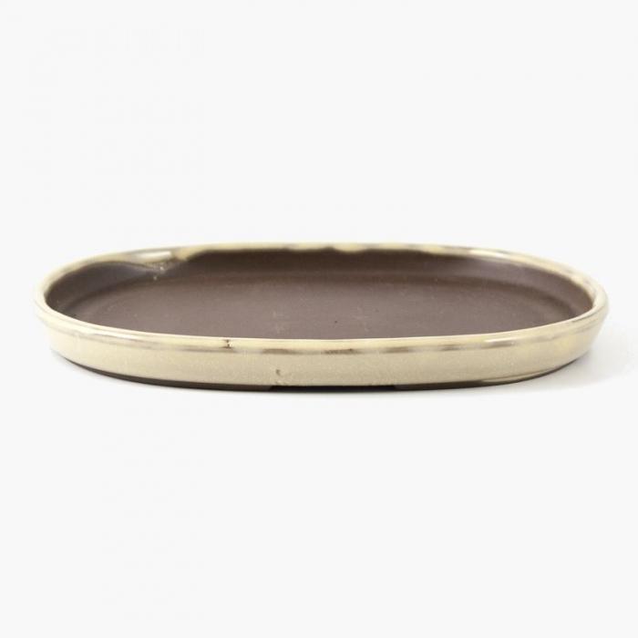Sottovaso 17,4 cm ovale