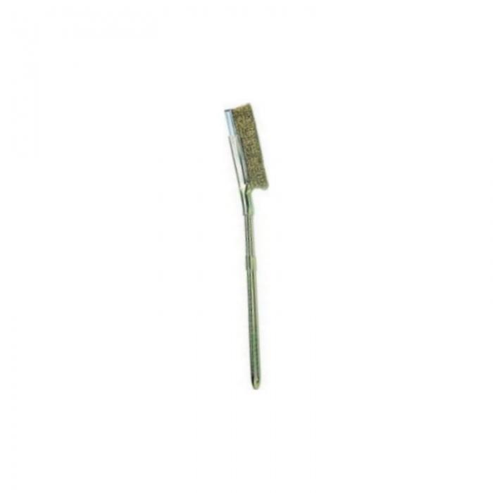 Spazzolino in acciaio - 200 mm