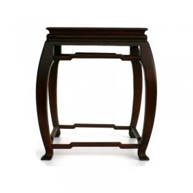 Tavolino rettangolare in legno - 27x25x32 cm