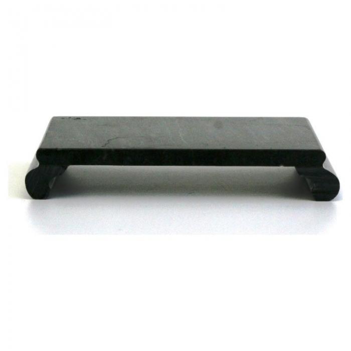 Tavolino rettangolare in marmo - 17x10x2,8 cm