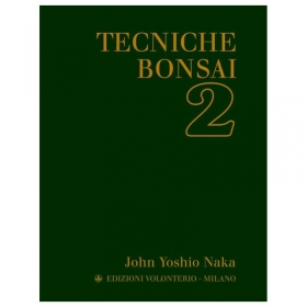 Tecniche Bonsai Volume 2 - J. Naka