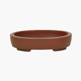 Vaso  13,5 cm ovale