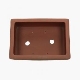 Vaso  24,5 cm rettangolare