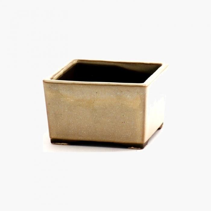 Vaso  7,5 cm quadrato
