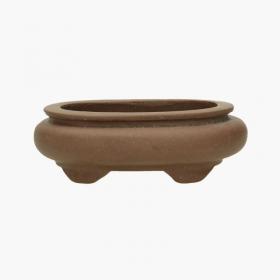 Vaso  8,5 cm ovale