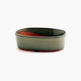 Vaso  9,8 cm ovale