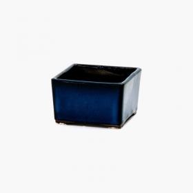 Vaso 12 cm quadrato
