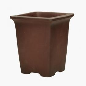 Vaso 13,8 cm quadrato