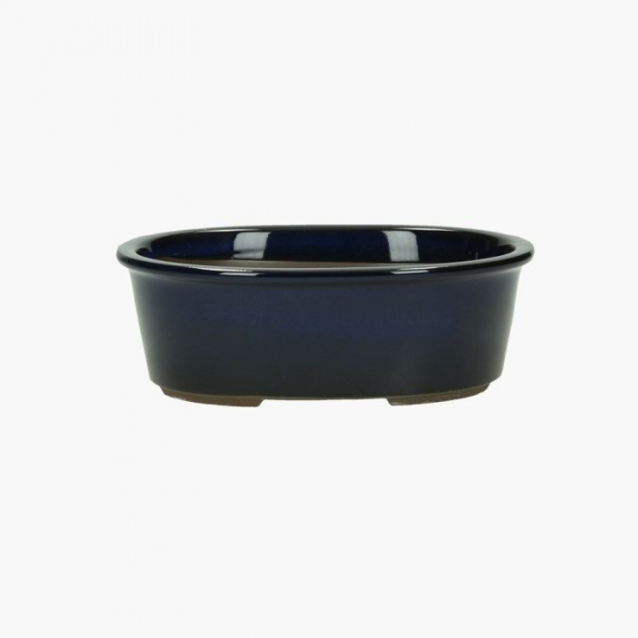 Vaso 18,3 cm ovale