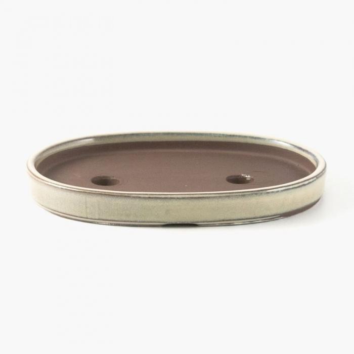 Vaso 19 cm ovale