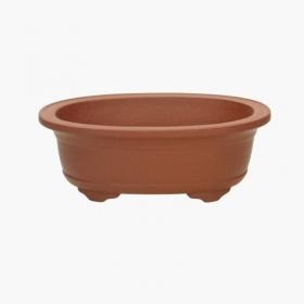 Vaso 20 cm ovale