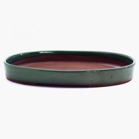 Vaso 30 cm ovale