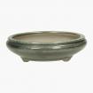 Pot 32,5 cm round green