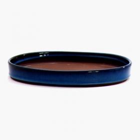 Vaso 33 cm ovale