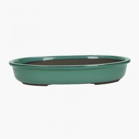 Vaso 40 cm ovale