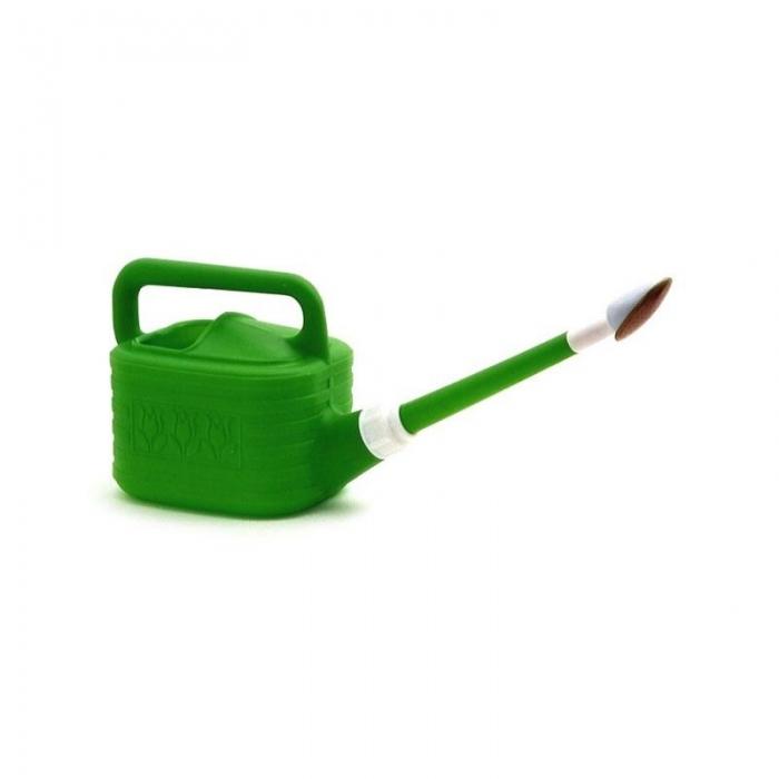Annaffiatoio in plastica con soffione - 3 litri