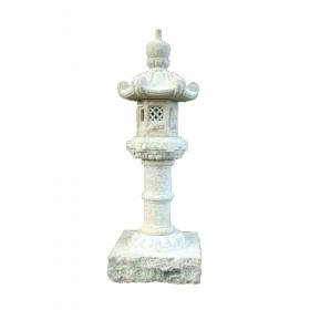 Lanterna in pietra Kasuga - H 60 cm