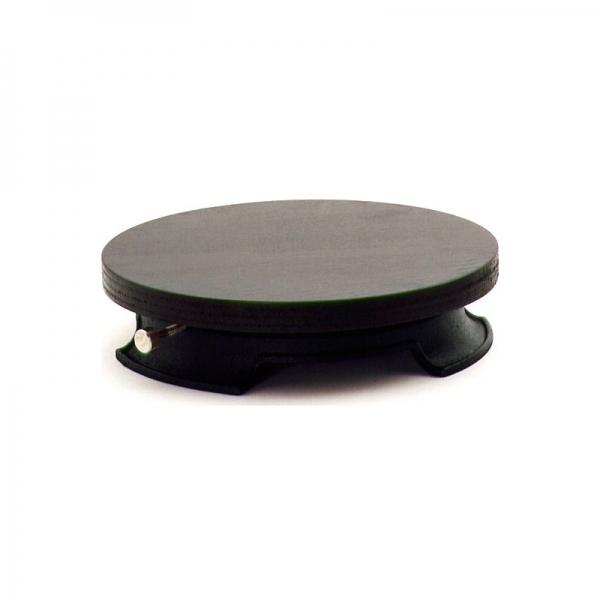 Wooden swivel table - Ø 33,5 cm
